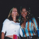 Annie with Mary J. Blige