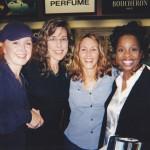 Bonnie Raitt, Beth NIelsen Chapman, Annie & Gladys Knight