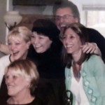 Annie with Roseanne Barr, Bob DiPiero, and Bonnie & Bekka Bramlett